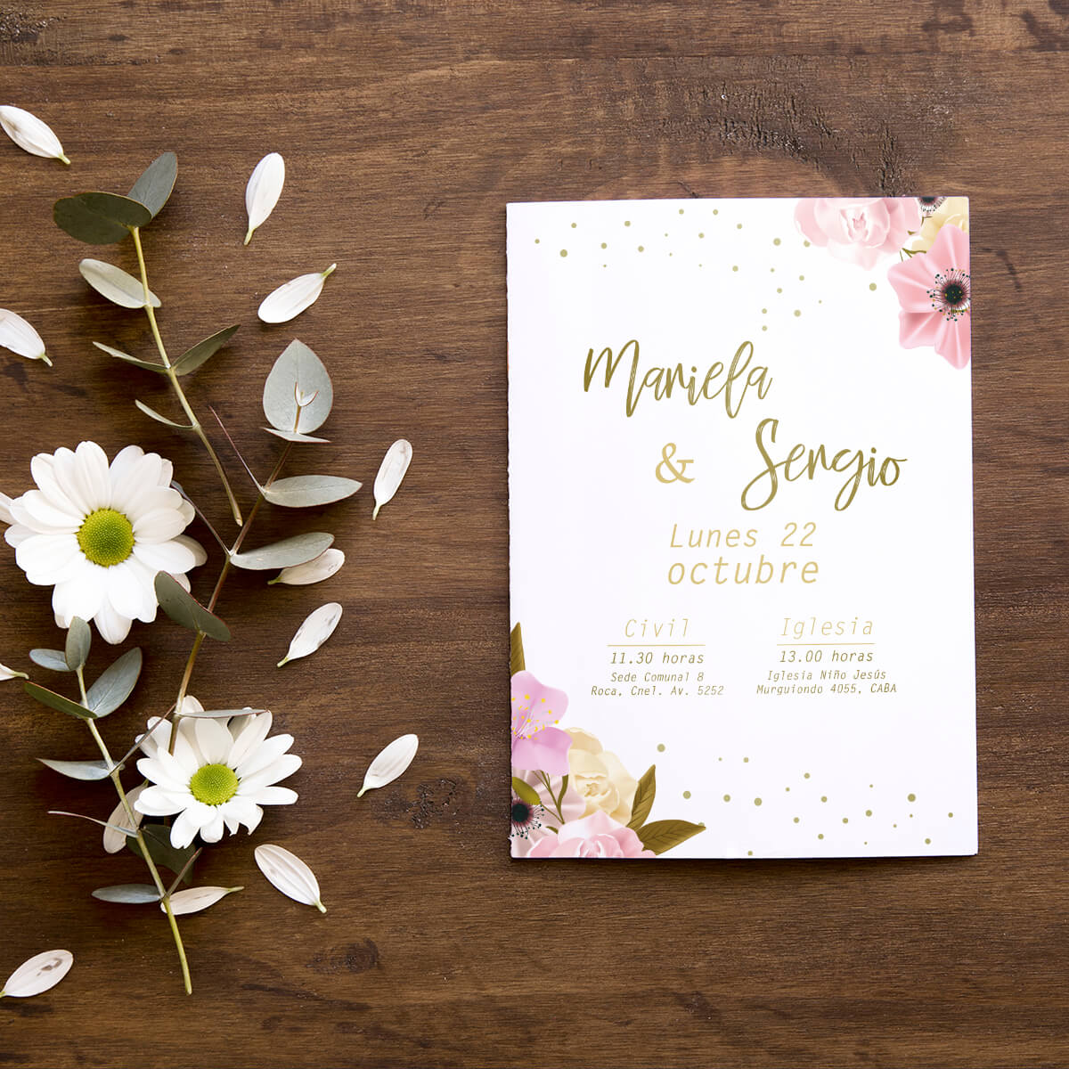 Casamiento mariela y sergio